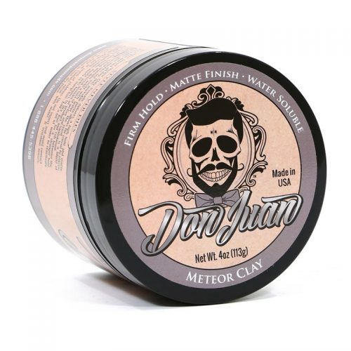 Don Juan Pomade Meteor Clay 4oz