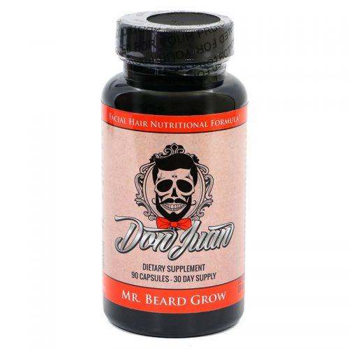 Mr. Beard Grow Facial Hair Enhancer Formula