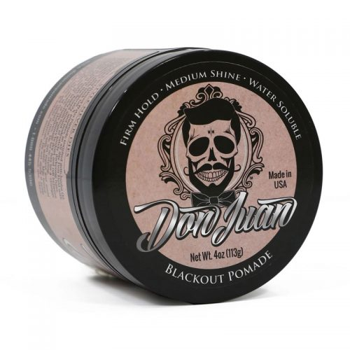 Don Juan Pomade Blackout Pomade 4oz